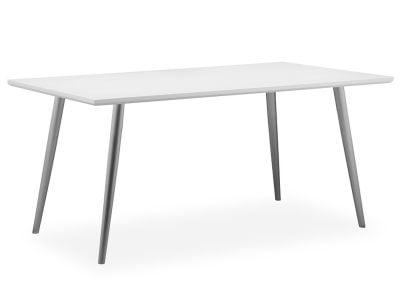 Rimini Matt White Table
