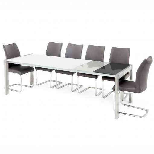 Salconi Table with two extensions
